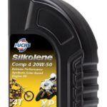 SILKOLENE COMP 4 20W-50 1L