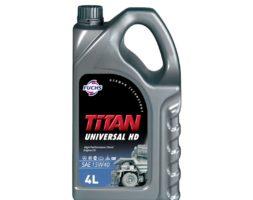 Titan UNIVERSAL HD 15w-40   4L