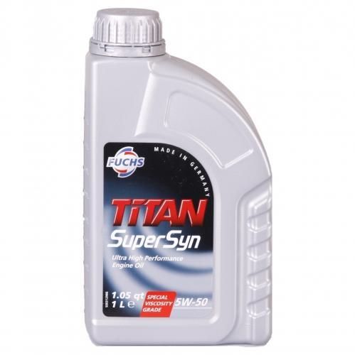 TITAN Supersyn SAE 5W-50  1L